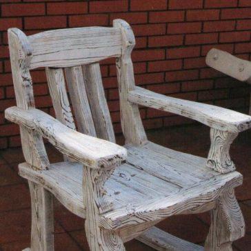Кресло под старину «К-9»