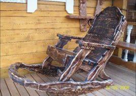 Кресло под старину «К-24»