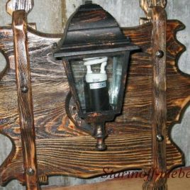 Светильник под старину №14