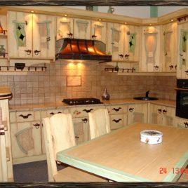 Кухня под старину #3