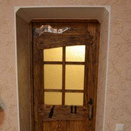 Дверь под старину «Олисия»
