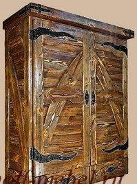Шкаф под старину «Натан»