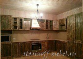 Кухня под старину #49