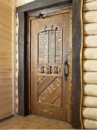 Дверь под старину «Д-48»