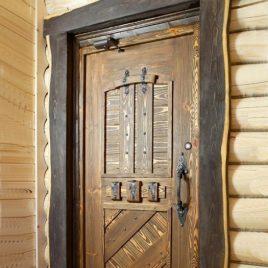 Дверь под старину «Надежда»
