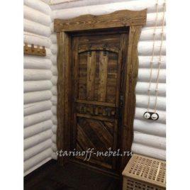 Дверь под старину «Вилора»