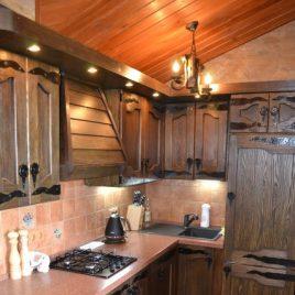 Кухня под старину #60