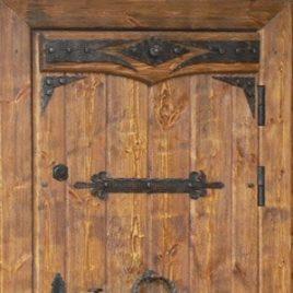 Дверь под старину «Нонна»