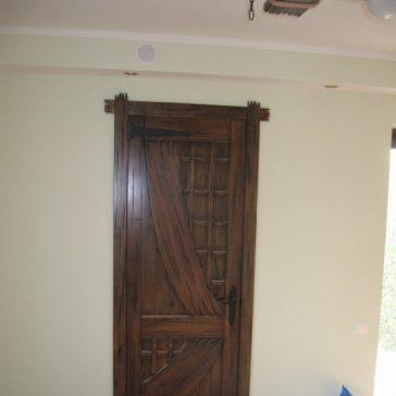 Дверь под старину «Олеся»
