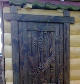 Дверь под старину «Пелагея»