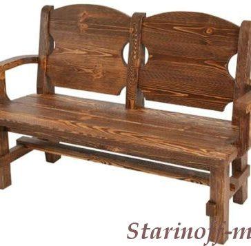 Скамейка под старину «СК-16»