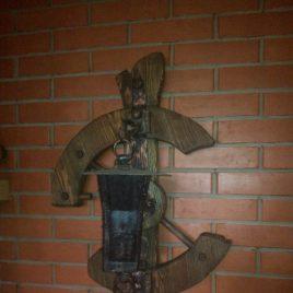 Светильник под старину №32