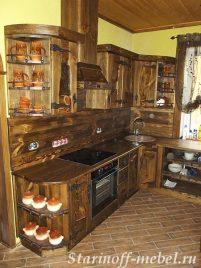 Кухня под старину #25