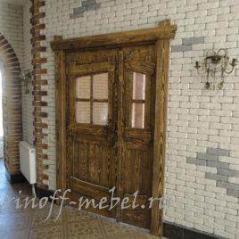 Дверь под старину «Есения»