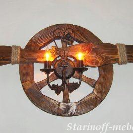 Светильник под старину №13