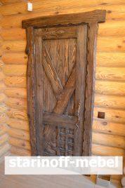 Дверь под старину «Д-2»