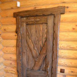 Дверь под старину «Лана»