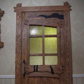 Дверь под старину «Устина»