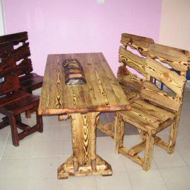 Стол под старину «CT-38»