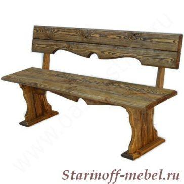 Скамейка под старину «СК-6»