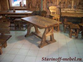 Стол под старину «CT-14»