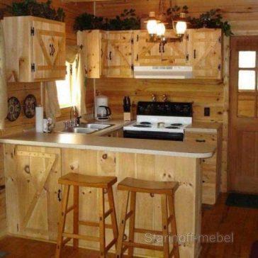 Кухня под старину #11