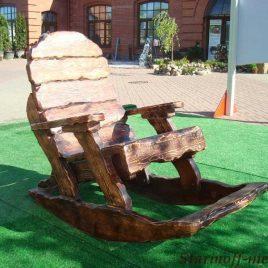 Кресло под старину «К-6»
