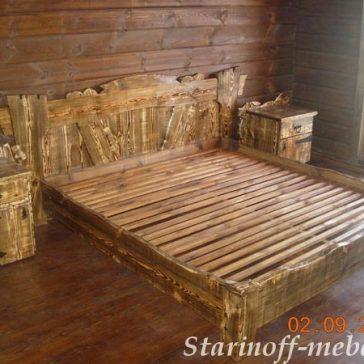 Кровать под старину №29