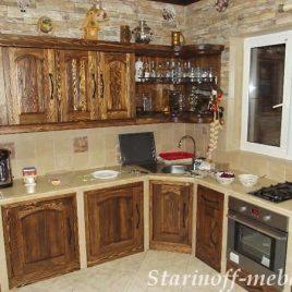 Кухня под старину #35