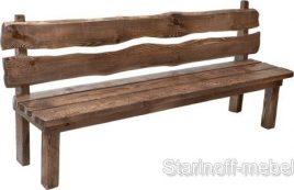 Скамейка под старину «СК-30»