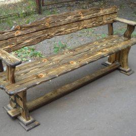 Скамейка под старину «СК-31»