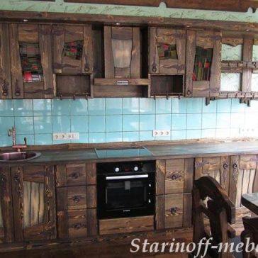 Кухня под старину #28