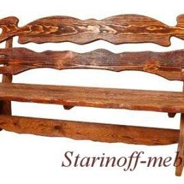 Скамейка под старину «СК-8»