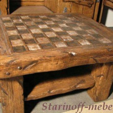 Стол под старину «CT-34»