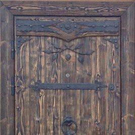 Дверь под старину «Яромира»