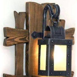 Светильник под старину №20