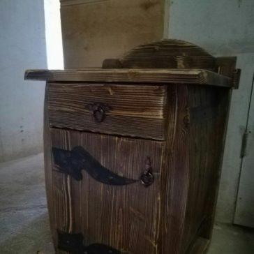 Тумба под старину «Лима»