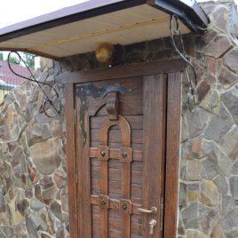 Дверь под старину «Веселена»