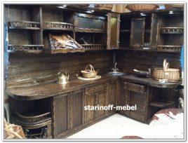 Кухня под старину #71