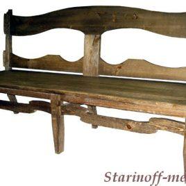 Скамейка под старину «СК-15»