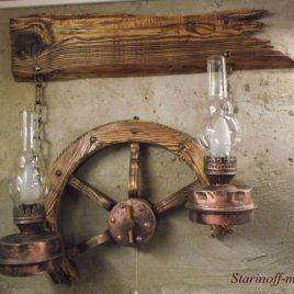 Светильник под старину №2