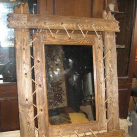 Зеркало под старину №4