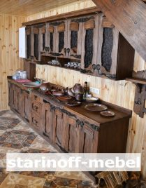 Кухня под старину #65