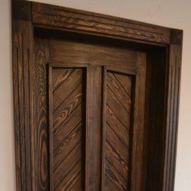 Дверь под старину «Мадлена»