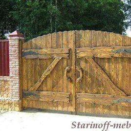 Ворота под старину «Муромские»