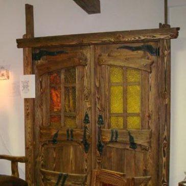 Дверь под старину «Эдита»