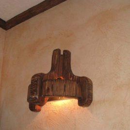 Светильник под старину №18