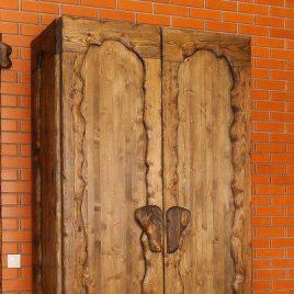 Шкаф под старину «Булат»