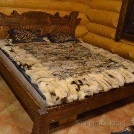 Кровать под старину №35