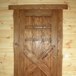 Дверь под старину «Ивона»